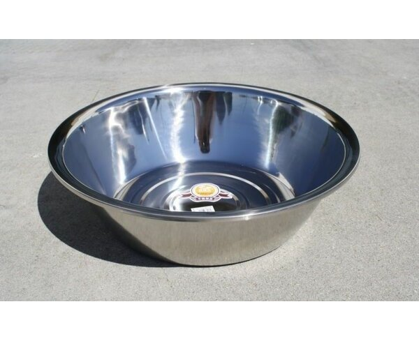 Large Heavy Grade Bake Prep Mixing Bowl by Concord Cookware