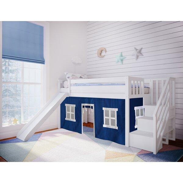 Twin Low Loft Bed by Harriet Bee Harriet Bee