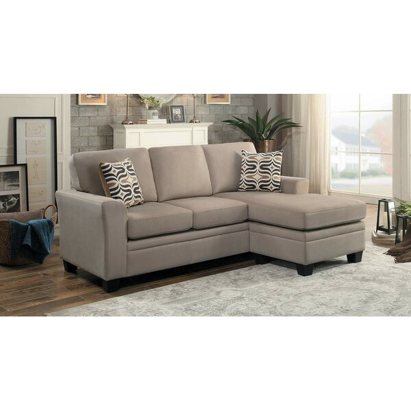 Cosimo Sectional by Ebern Designs
