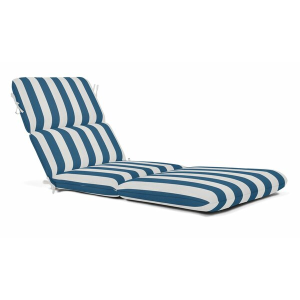 Indoor/Outdoor Chaise Lounge Cushion by Winston Porter