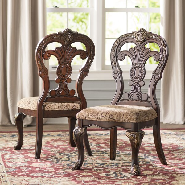 Chalus Side Chair (Set of 2) by Astoria Grand