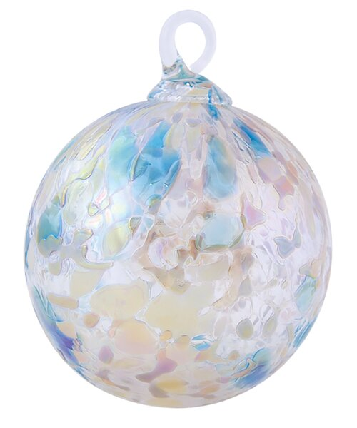 Classic Mermaid Ball Ornament by Rosecliff Heights