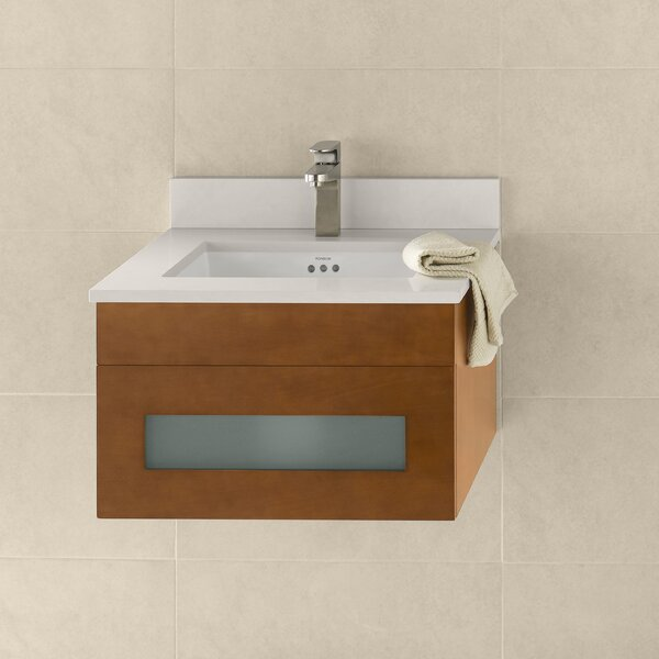 Rebecca 23 Single Wall Mount Bathroom Vanity Set by Ronbow
