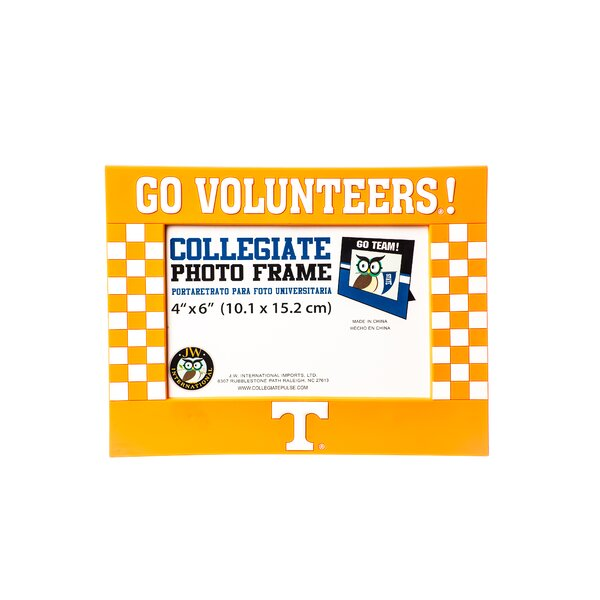 NCAA PVC Picture Frame by JW International Imports LTD