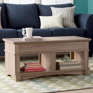 Review Pinellas Lift Top Coffee Table by Beachcrest Home