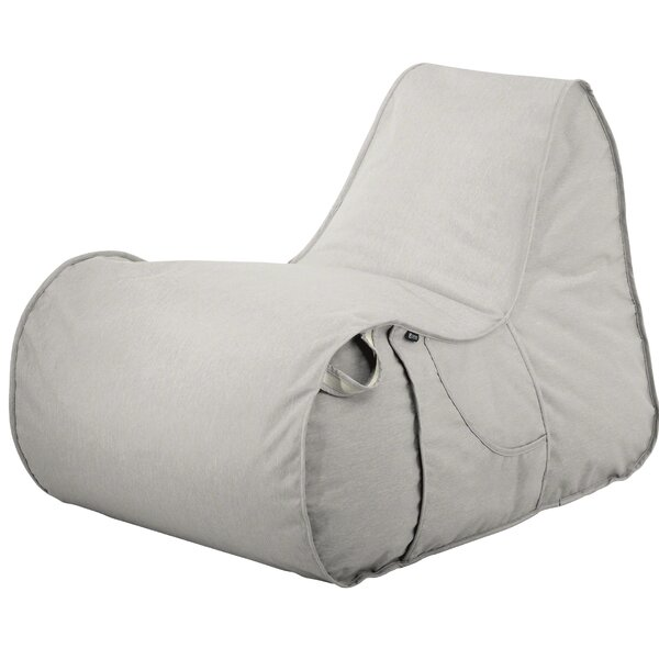 Gunn Indoor/Outdoor Bean Bag Chair by Bayou Breeze