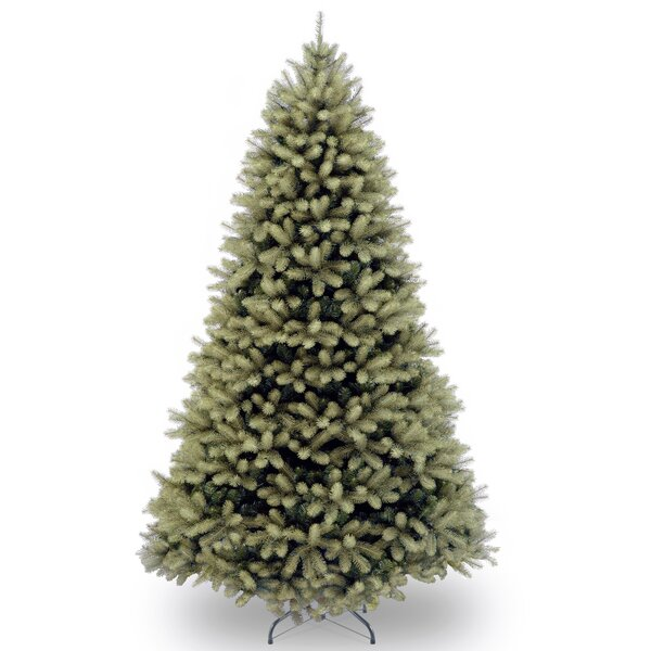 Feel Real DownSwept Douglas Green Fir Trees Artificial Christmas Tree by The Holiday Aisle