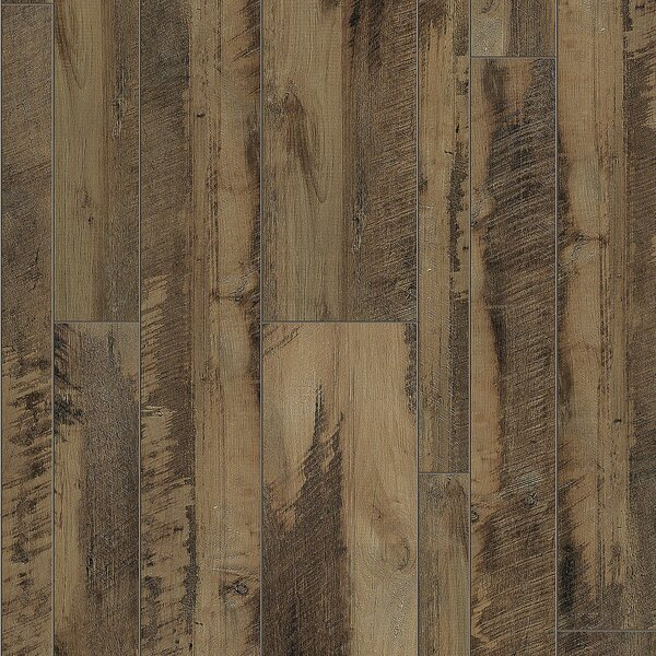 Dublin 9 x 48 x 0.09mm Luxury Vinyl Plank in Leprechaun by Shaw Floors