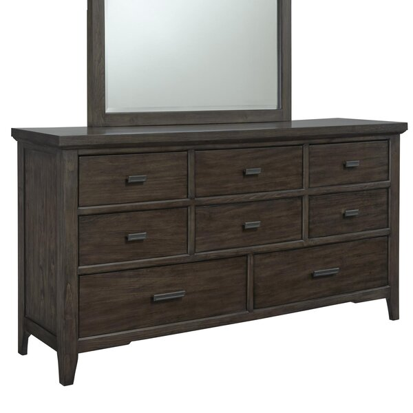Giana 8 Drawer Dresser by Union Rustic