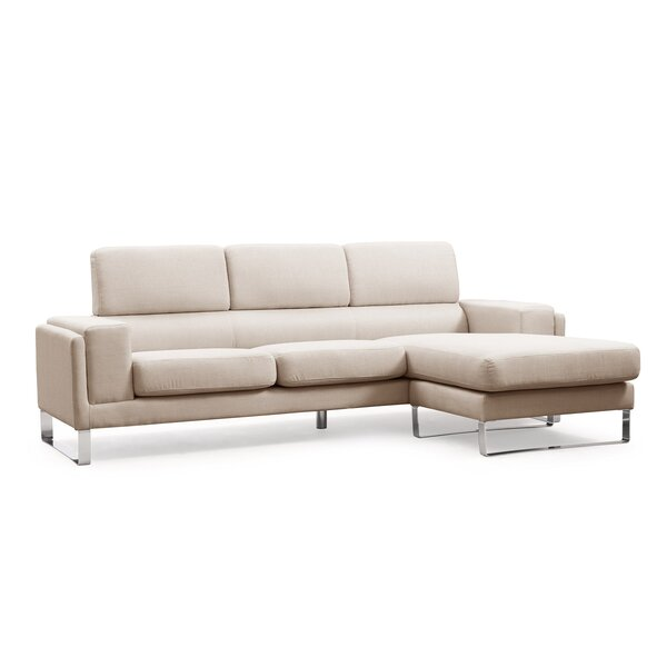 Sylvie Reversible Sectional by Orren Ellis