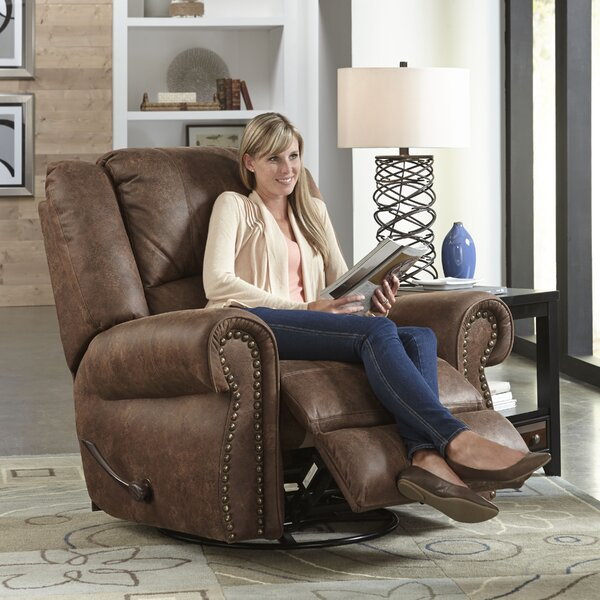 Westin Swivel Glider Recliner by Catnapper
