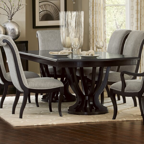 Baypoint Dining Table by Canora Grey Canora Grey