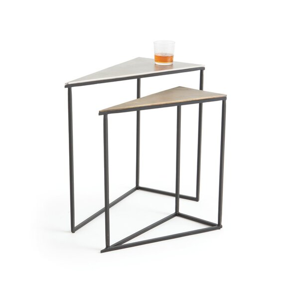 Cavour 2 Piece End Tables by Trent Austin Design