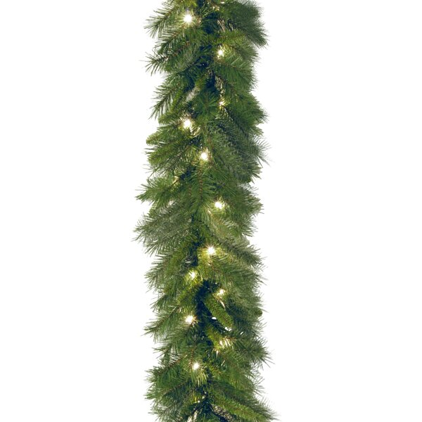 Pine Garland by Three Posts