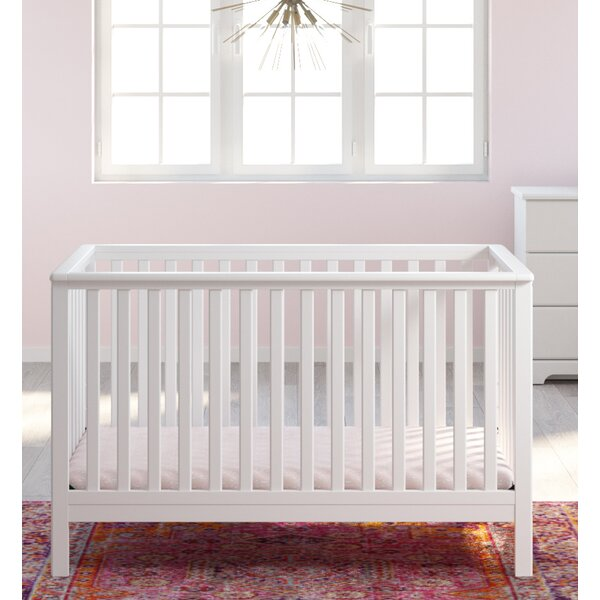 Hillcrest 3-in-1 Convertible Crib by Storkcraft