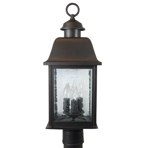 Fynn 3- Light Lantern Head by Breakwater Bay