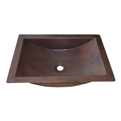 Undermount Sink Metal Rectangular photo