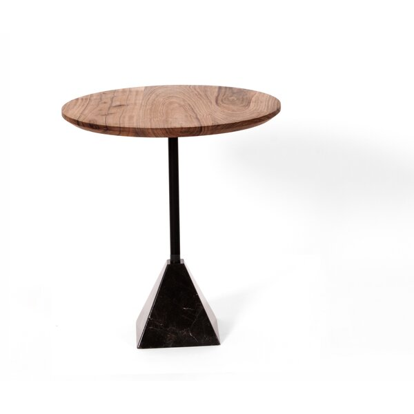 Pyle End Table by Williston Forge