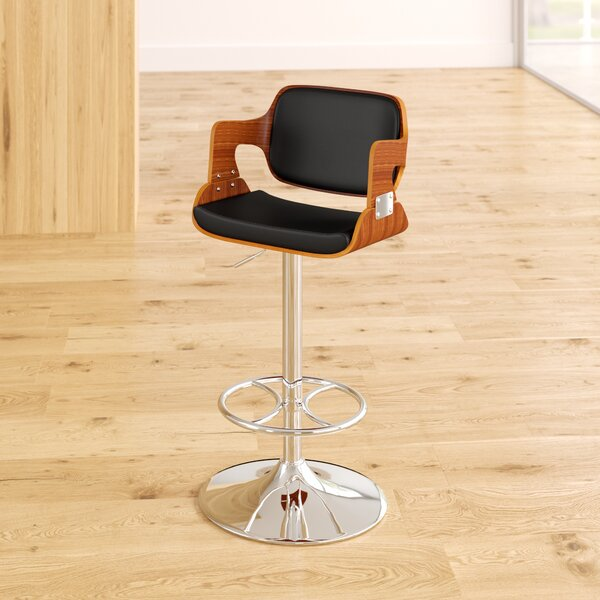 Phenomenal Adjustable Height Swivel Bar Stool By Corrigan Studio Coupon Pabps2019 Chair Design Images Pabps2019Com