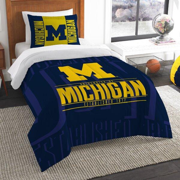 NCAA 2 Piece Twin Comforter Set by Northwest Co.