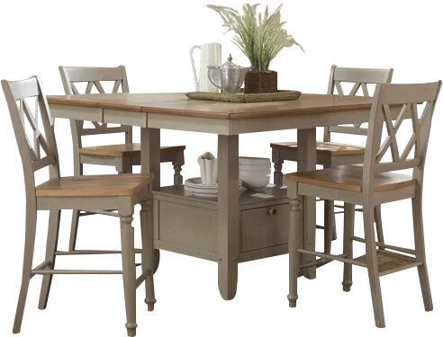 Leah 5 Piece Dining Set by Liberty Furniture