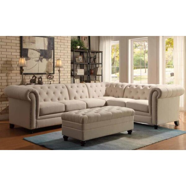 Claudelle Sectional by Darby Home Co