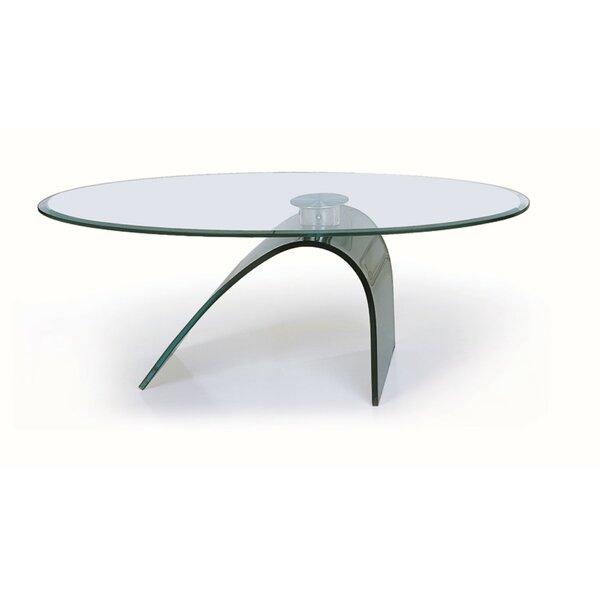 Hokku Designs Glass Top Coffee Tables