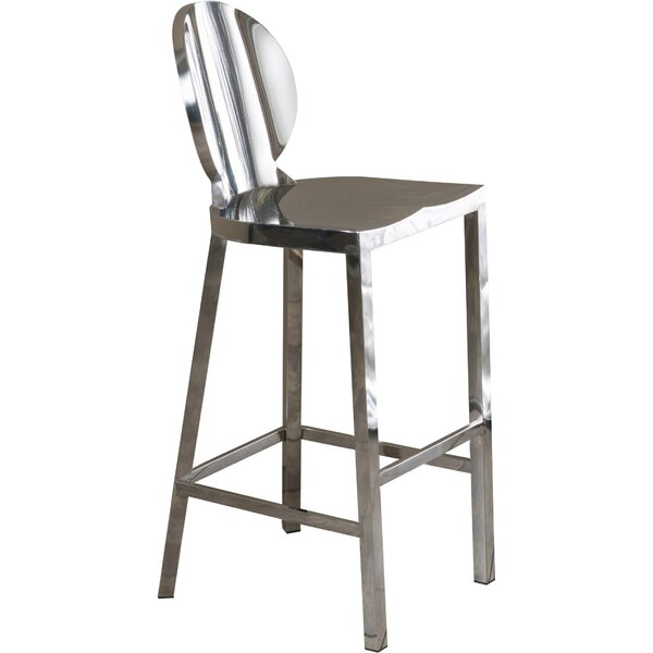 Hicklin 29.3 Bar Stool by House of Hampton