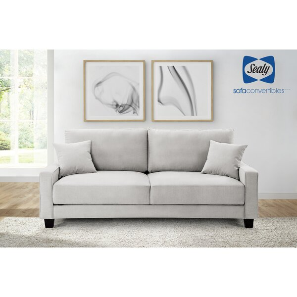 Modern Collection Riley Sofa Bed by Sealy Sofa Convertibles by Sealy Sofa Convertibles