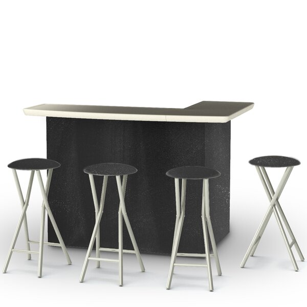 Daventry 7 Piece Bar Set by Red Barrel Studio