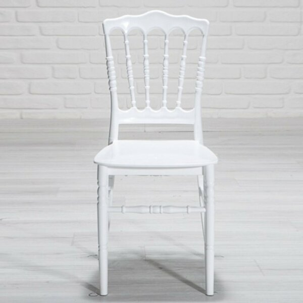 Bradford Napolyon Patio Dining Chair by The Party Aisle