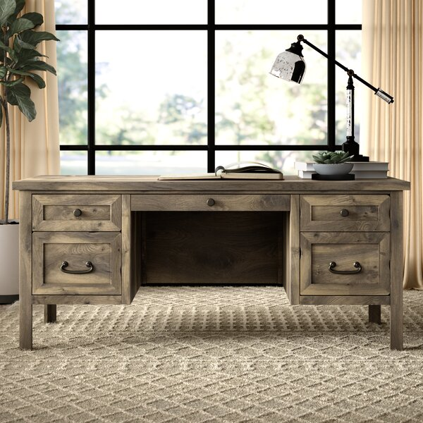 Columbia Computer Desk by Greyleigh