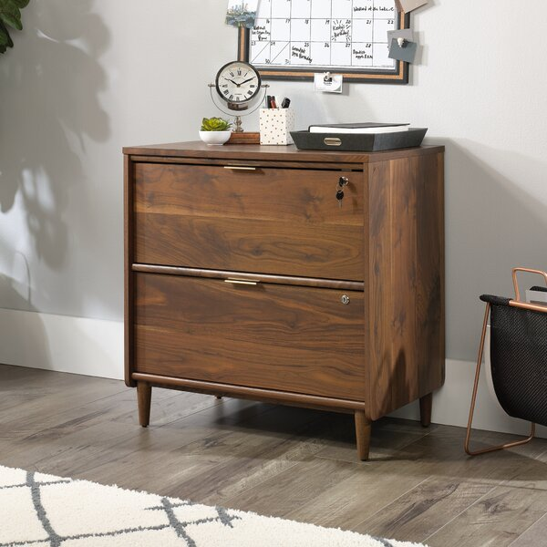 West Town 2-Drawers Lateral Filing Cabinet by George Oliver