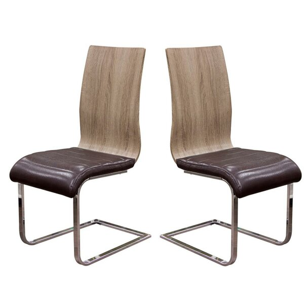 Rosana Upholstered Dining Chair (Set of 2) by Orren Ellis