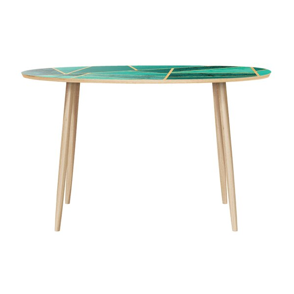 Goudeau Dining Table by Bungalow Rose