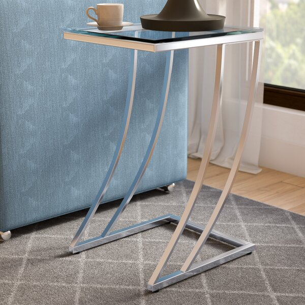 Katherine End Table by Wade Logan