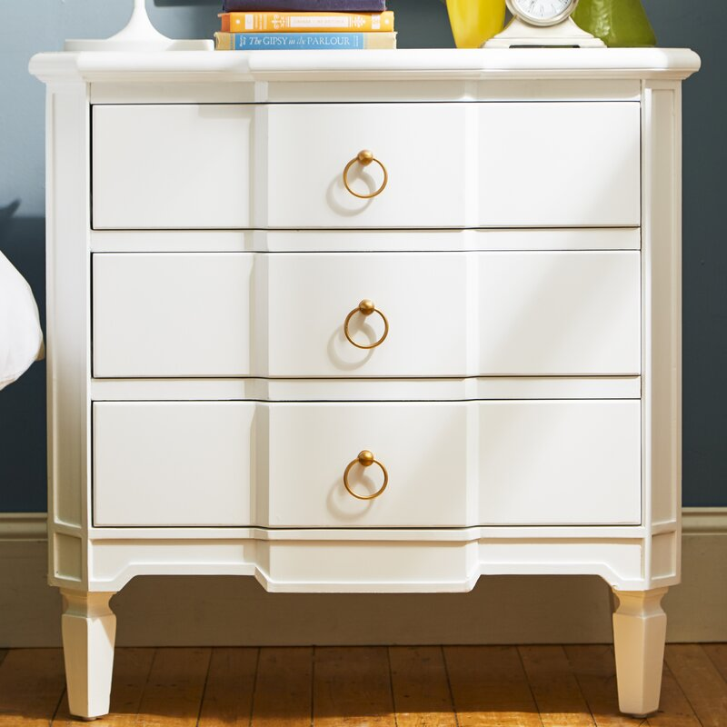 Maria 3 Drawer Chest