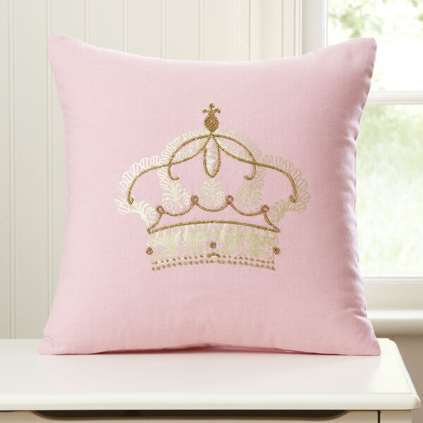 Your Highness Pillow Cover by Birch Lane Kids™