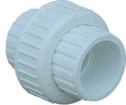 ISP PVC Slip Union by GenovaProducts