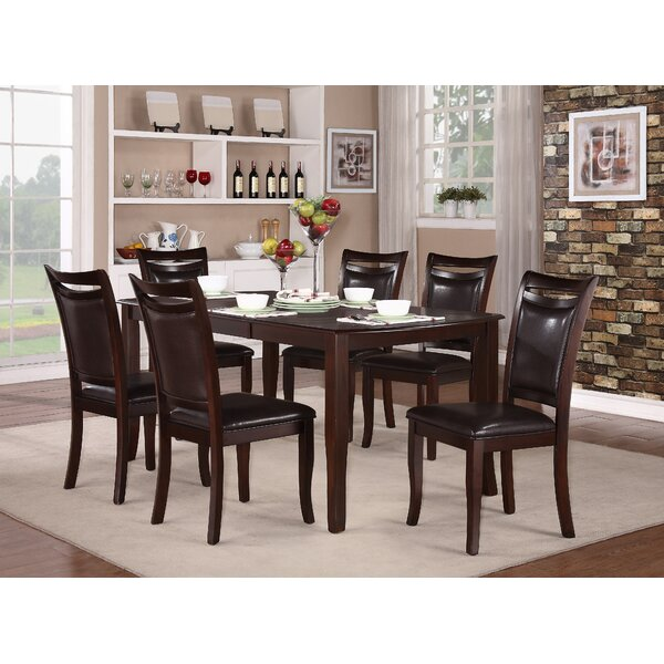 Beeston 7 Piece Extendable Dining Set by Red Barrel Studio
