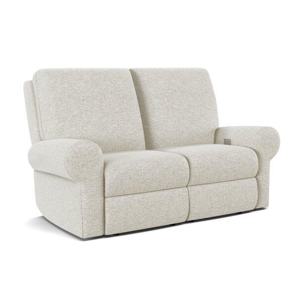 Eddison Reclining Loveseat by Wayfair Custom Upholstery? Wayfair Custom Upholstery�?�