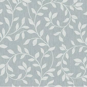 Petworth Leaf Trail 33 L X 20 5 W Wallpaper Roll Reviews Birch Lane