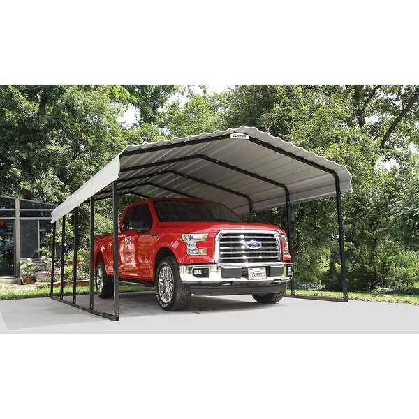 Carport Canopy By Arrow.