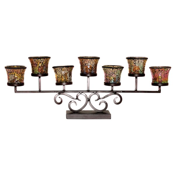 Glass Votive (Set of 7) by Darby Home Co