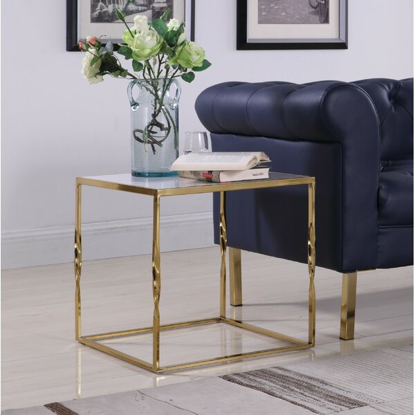 Cannon End Table by Mercer41