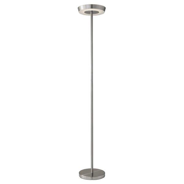 Juniper 71 LED Torchiere Floor Lamp by Wade Logan