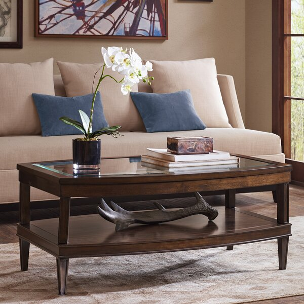 Dunkin Coffee Table by Madison Park Signature