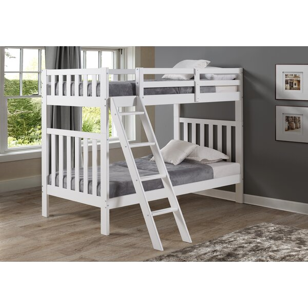 Reasor Twin Bunk Bed by Harriet Bee