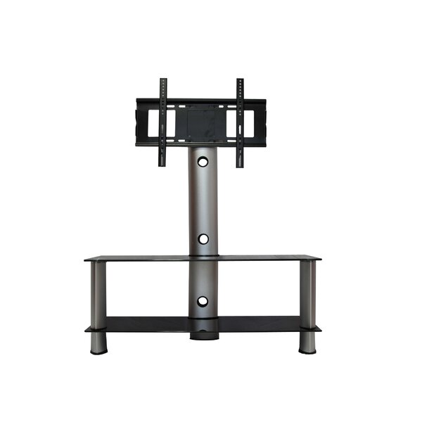 Below Fixed Floor Stand Mount for 60 Screens by Tier One Designs