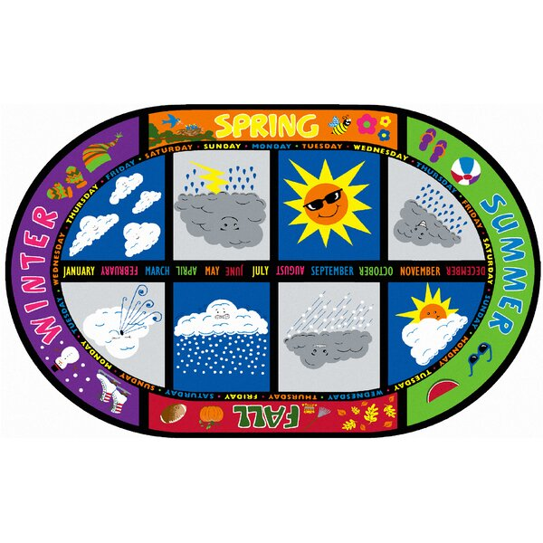 Weather Today Kids Rug by Flagship Carpets